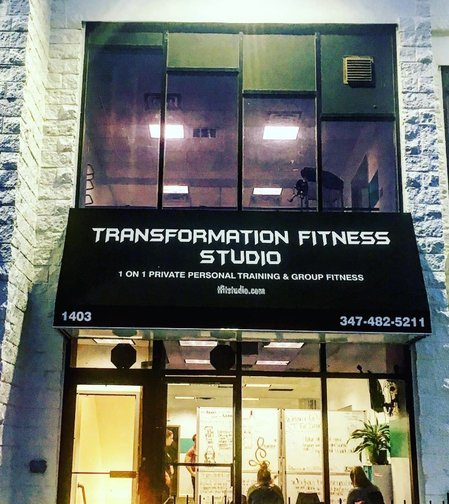 Image result for transformation fitness studio staten island